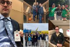 WMU Aviation Management and Operations Student Brady Wilson
