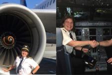 WMU Aviation Flight Alumna Heather Cooper