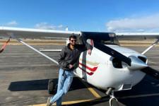 WMU Aviation Flight Alumni Brendan Slusser