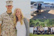 WMU Aviation Flight Science Student Troy Kinnunen