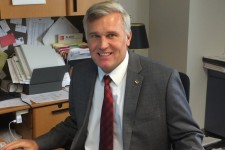 Picture of Western Michigan University CIO, Tom Wolf.