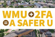 WMU + 2FA = A Safer U