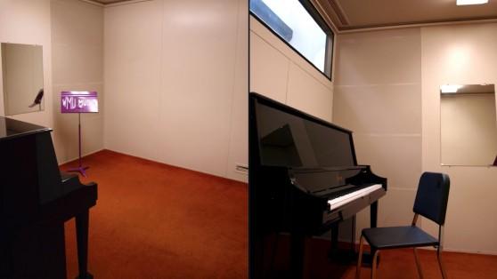 Facilities School Of Music Western Michigan University
