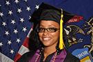 A recent WMU graduate.