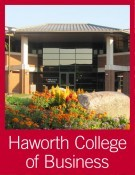 Image of Haworth College of Business building