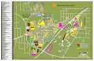 Map of Western Michigan University Main Campus,