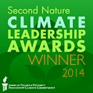 wmu second nature climate award winner