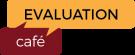 Evaluation Cafe logo