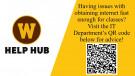 WMU Help Hub logo
