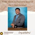 WMU Alum named new head of the Urban League!