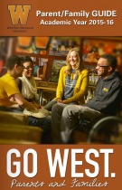 WMU Parent and Family Guide