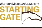 WMU Starting Gate logo