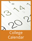 Icon with calendar