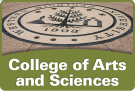 WMU seal, College of Arts and Sciences