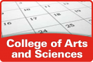 College of Arts and Sciences events