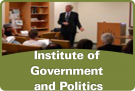 Speaker for Institute of Government and Politics