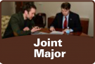 ENVS student Nathan Szivan meeting with Representative Sean McCann