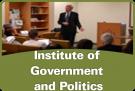 Speaker for Institute of Government and Politics