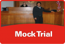 Student in courtroom.