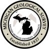 Michigan Geological Survey logo