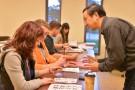 Chinese language class at WMU