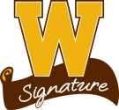 W Signature program logo