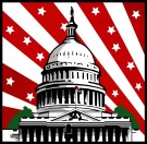 Capitol building graphic image