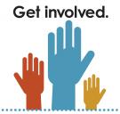 Get involved hands
