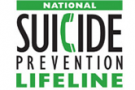 National Suicide Prevention Lifeline.