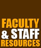 Fac/Staff Resources
