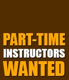 Seeking Part Time Instructors